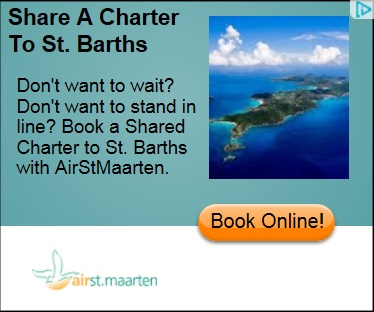 AirSXM Shared Charters to St. Barths