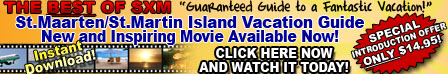 The Best of SXM vacation video guide