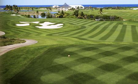 Golfing in St. Kitts & Nevis for St. Barths visitors