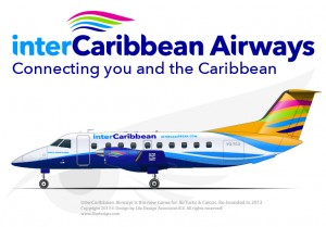 interCaribbean Airways re-branding