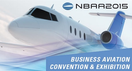 NBAA 2015 Convention in Las Vegas