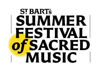 St. Barts Summer Festival of Sacred Music