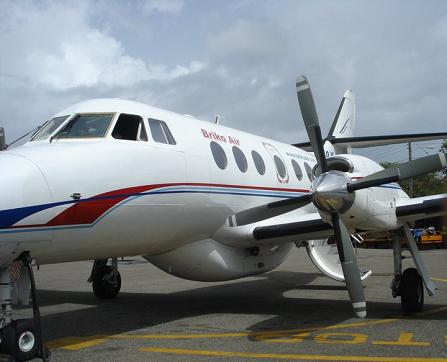 Jetstream 32 - 19-seater turboprop