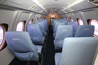 Jetstream 32 - interior forward view