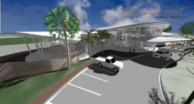 New FBO Facilty SXM Airport