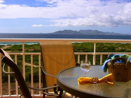 Ocean Terrace Condominiums in Anguilla
