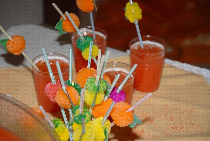 St. Maarten Catering - Beverages