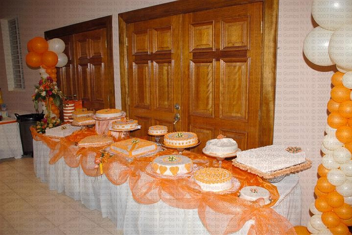 St. Martin Food & Beverage Catering - Wedding Event