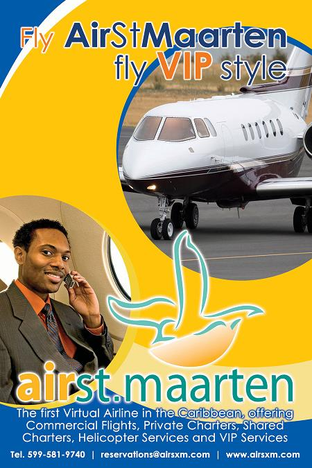 AirStMaarten Private Charter Services