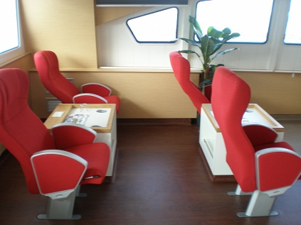 Voyager 3 Dreamliner business class seating