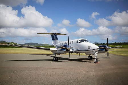 AirStMaarten second Super King Air added to fleet