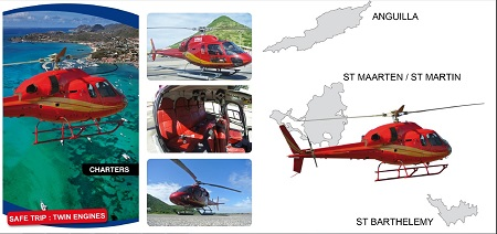 AirStMaarten Helicopter - Great for heli-charter services