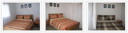 The Paradise Inn - Standard Rooms - Queensize beds