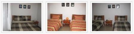 The Paradise Inn - Deluxe Rooms with 2 Full size beds