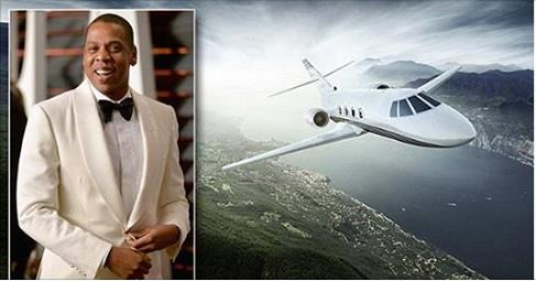 Jay-Z Invests in Uber for Private Jets