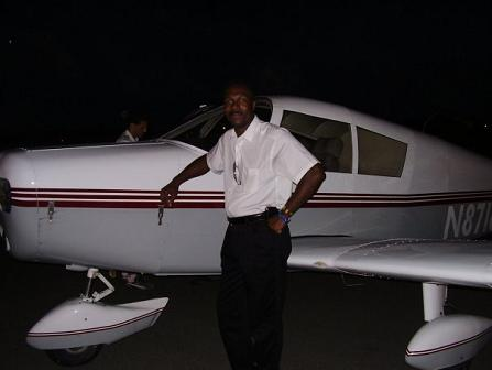 Terrance Rey - Modern Day Aviation Pioneer