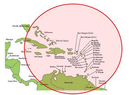 Private Jet Services in the Caribbean