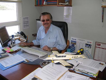 Bruno Magras - Owner of St. Barth Commuter