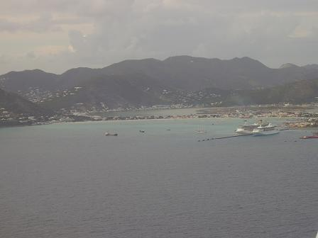 Flight St. Maarten St. Barths 2/5