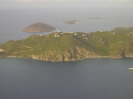Flight St. Maarten St. Barths 5/5