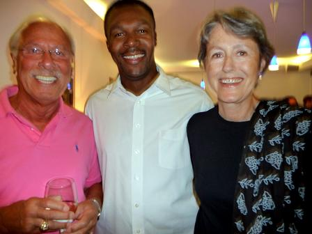 Henry Herschaft, Terrance Rey & Wendy Carlton