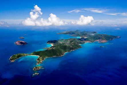 St. Barth island