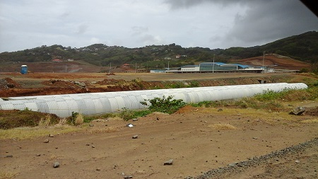 St. Vincent Argyle International Airport Runway Construction