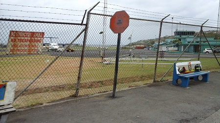 SVG E.T. Joshua Airport in Arnos Vale, St. Vincent