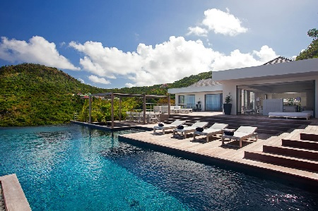 St. Barths Eternity Villa - Flamands Hillside