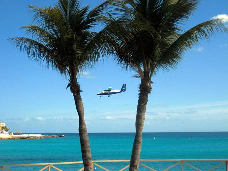 Fly with Winair to exotic Caribbean destinations